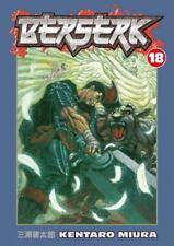 Berserk, Vol. 18 Kentaro Miura Books-Acceptable Condition