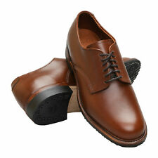 NEW Mens RED WING Williston Oxford Shoes Teak Featherstone Leather SZS 8 & 8.5