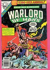 Marvel Comic: John Carter Warlord Of Mars (2 total )