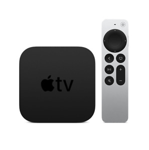 Apple TV 4K 6th Gen 64GB with Remote NEW