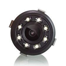 Auto Mini Farb-Rückfahrkamera 4 Nacht Leds Nachtsicht 170° Weitwinkel Wasserfest
