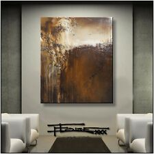 Abstract Painting Modern Canvas Wall Art, Large, Framed, US ELOISExxx