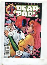DEADPOOL #56 GOING OUT WITH A BANG! (7.5) 2001