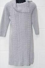 Vestiti grigi in inverno per bambine dai 2 ai 16 anni