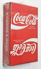 Coca Cola Playing Cards Vintage 1991
