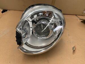 Fiat 500 LH left side upper xenon headlight no anchor points