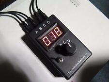 8 Pin Probe Bias Tester For EL34 KT88 6L6 6V6 KT66 6550 KT120 Tube Amp,Suzier T1