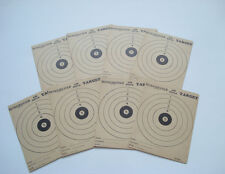 WINCHESTER AIR RIFLE TARGET & ADVERTISEMENT X 8