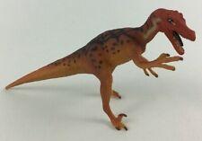 "Carnegie Red Velociraptor 7"" Figure Safari Realistic Toy Dinosaur Dino 2002"