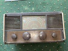 Vintage: très rare Eddystone modèle 659/670 Marine/Radio Amateur Récepteur
