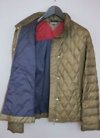 Women Tommy Hilfiger Jacket Down Filled Warm Winter Casual Quilted M UK12 ZEA991