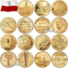 Poland 2 zl 2012 Complete FULL year All 15 coins Set Zloty