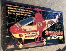 Vintage 1978 Mego SpiderMan Empire Helicopter Spider-man Marvelmania Accessories