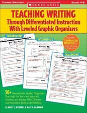 SCHOLASTIC Teaching Writing Through Differentiated Inst by
