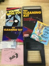NES CLEANING KIT COMPLETE IN BOX
