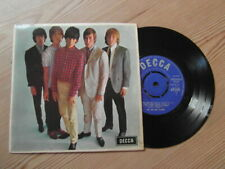 THE ROLLING STONES-FIVE BY FIVE-5 TRACK EP 7ins SINGLE-DECCA-MONO-EX VG 1964