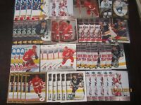 Huge Lot of (50) Brendan Shanahan Hockey Cards Red Wings