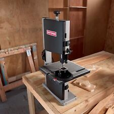Craftsman 2.5 amp 9'' Band Saw 1/4 HP Garage Mechanic DIY Wood Shop Electric