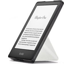 Kindle 2019 Case | Smart Cover Origami Slim Light | White + Stylus Protector