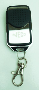 Neco euro version 1 Roller Shutter Garage Door Remote Control fob x1