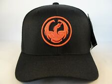 Dragon Alliance Flexfit Hat Cap Size L/XL Black
