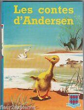 Les contes d'Andersen René R.Khawam Jacques Pecnard