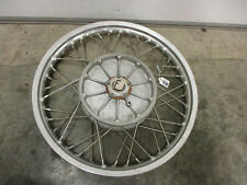 "BMW R75/5 R60/5 R50/5 R90 airhead 19"" front wheel"
