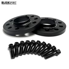 2Pcs 10mm Forged Aluminum Alloy 5x112 Wheel Spacers for Mercedes GLK CLK CL