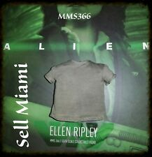 1/6 Hot Toys Aliens Ripley MMS366 Green Colored Top