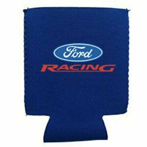 Koozie - Ford Racing Can Cooler * Keep It Cool! * Ships Worldwide & FREE to USA!