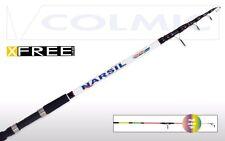 Colmic Narsil 250 Cm canna da barca telescopica pesca bolentino nuova carbonio