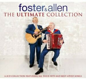 Foster and Allen The Ultimate Collection 2 CD NEW