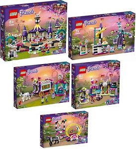 LEGO Friends Riesenrad Ferris 41689 41688 41687 41686 41685  VORVERKAUF N7/21