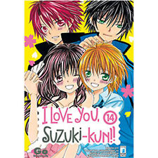 manga I LOVE YOU, SUZUKI-KUN!! n. 14