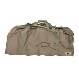 Avery Greenhead Gear Heavy Duty 12 Slot Cinch-Top Floating Duck Decoy Bag Banded