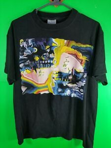 Vintage 1992 The Moody Blues Days Future Passed Tour T-Shirt Size L.  (43)