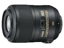 Nikon single focal microlens AF-S DX Micro NIKKOR 85mm f/3.5G ED VR Nikon DX F/S