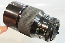 SOLIGOR TELE-AUTO 2,8/200mm MC CANON FD