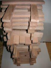 500 Holzbausteine, Eiche, NEU, B-WARE ,keine Farbe Chemie, 16cm