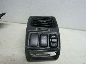 98 Honda Accord DASH AIR AC VENT GREY
