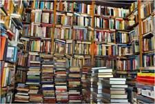 HUGE collection of second-hand books.... less than 50p/book