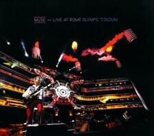 MUSE - LIVE AT ROME OLYMPIC STADIUM [CD/DVD] NEW CD
