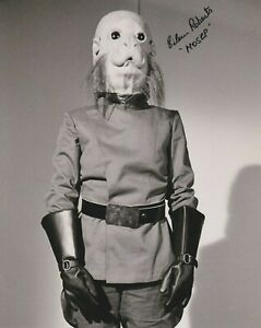 """Eileen Roberts in person signed 10"""" x 8"""" photo - Star Wars: A New Hope - K608"""