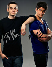 TYLER POSEY & DYLAN O'BRIEN SIGNED POSTER PHOTO 8X10 RP AUTOGRAPHED TEEN WOLF