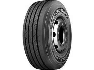 1 New 315/80R22.5 Goodride GSR1 Load Range L Tire 315 80 22.5 31580225