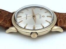 1970 OMEGA AUTOMATIC SEAMASTER 550 GOLD FILLED 34mm  CLEAN ORIGINAL DIAL RUNS