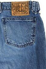 Polo Jeans Co. Ralph Lauren Knee Seam Flare 100% Cotton Blue Jeans Women's 4