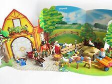 Playmobil PONY RANCH FARM #4167   Advent Calendar
