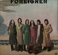 Foreigner Self-Titled Vinyl Record Album