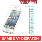 EXPLOSION PROOF GORILLA TEMPERED GLASS SCREEN PROTECTOR CASE FOR IPHONE 5 5C 5S